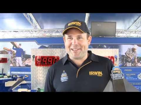 2010 Australia/NZ IRWIN Tools Ultimate Tradesman Challenge Final