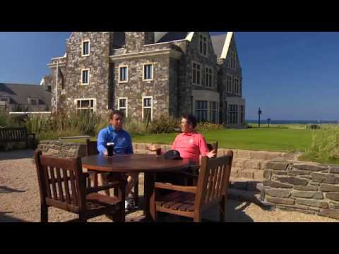 Explore TV Ireland - Trump International Golf