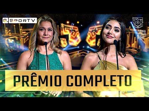 PRÊMIO ESPORTS BRASIL 2018 | Íntegra TV