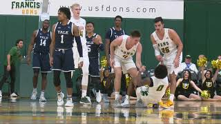 MBB | USF vs Yale Highlights