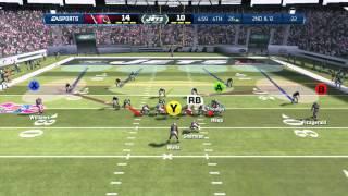Madden 13 Jets vs Cardinals Online Ranked- TMFL Series