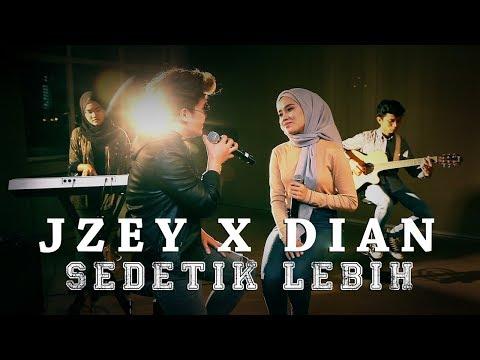 Free Download Sedetik Lebih - Anuar Zain (jzey Junior X Dian Acoustic Cover) Mp3 dan Mp4