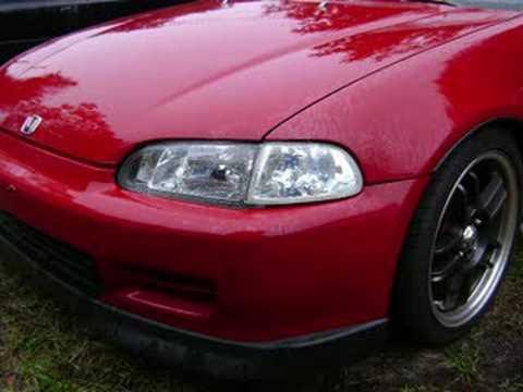 1994 Honda Civic Ex Coupe Youtube