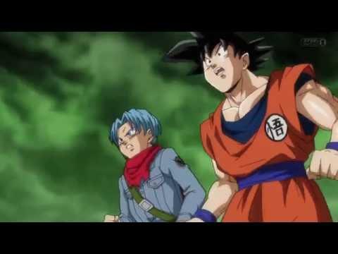 Goku Black Reveals His True Identity [English Subs HD]