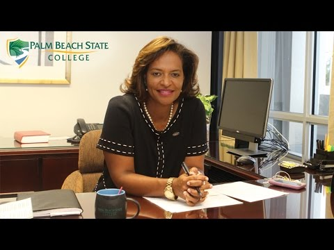 Up close with new Palm Beach State College President Ava L. Parker, J.D.