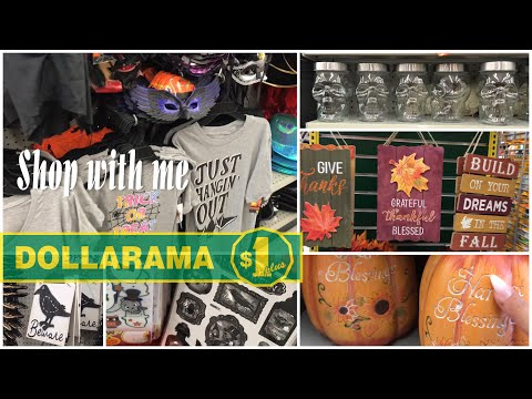 Dollarama Tour Shop with me