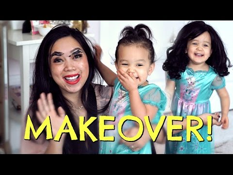 Thumbnail: My Toddler Does My Makeup! - itsMommysLife
