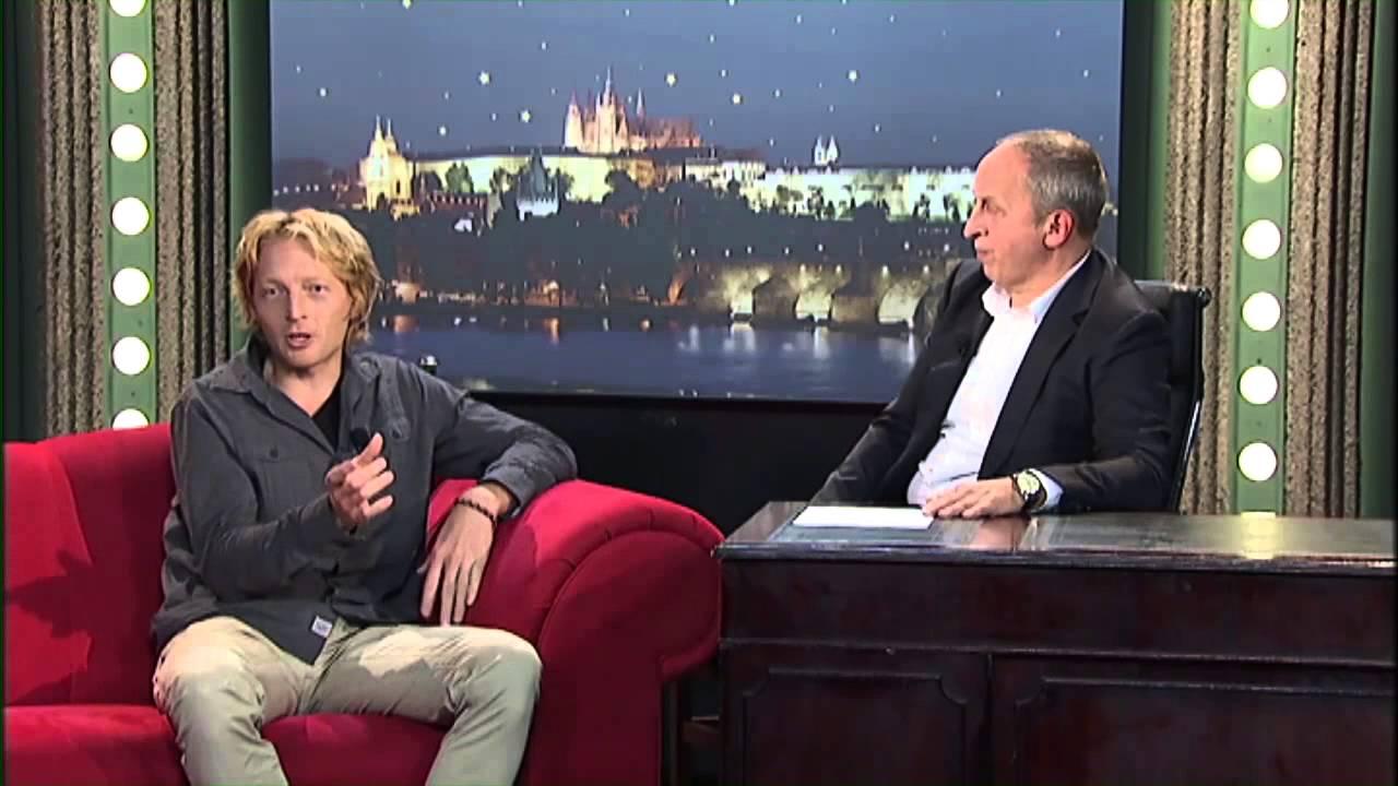 1. Karel Janeček - Show Jana Krause 13. 9. 2013