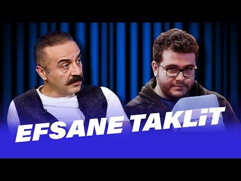 ÇGHB 2 Oyuncularından Efsane Yılmaz Erdoğan Taklidi | EYS 10. Bölüm