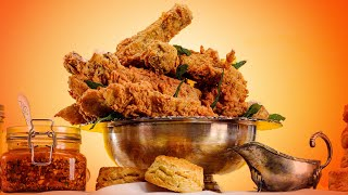 Cook a KFC-style Fried Turkey Dinner
