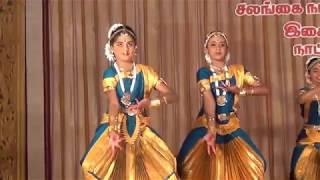 BHARATHANATIYAM BY MIRUTHULA VALLI PART 1