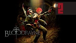 BloodRayne #2 - Training [Walkthrough PC]
