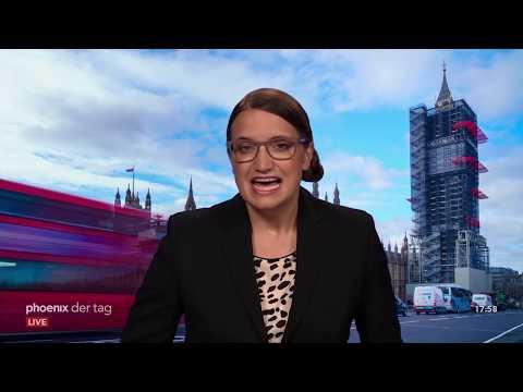 Tory-Vorsitz: Analyse von Mareike Aden (ARD Studio London) am 22.07.19