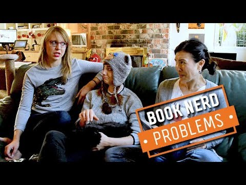 Book Nerd Problems | New Problem Every Monday!