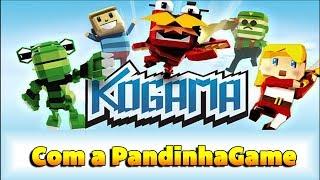 JOGANDO KOGAMA COM A PANDINHAGAME