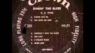 B.B. King Singin' The Blues - 3 O'clock blues (Original Vinyl Sound) Thumbnail
