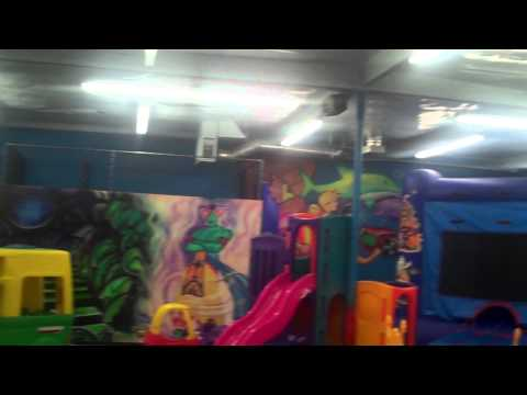 Woodland Hills Indoor Playground (Under The Sea) - 9