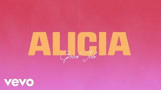 Alicia Keys - Good Job (Lyric Video)
