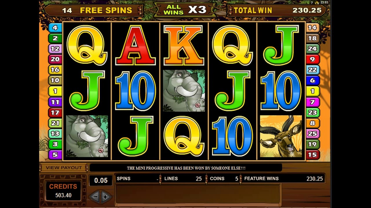 Moolah Casino Game