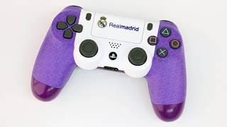 Аксессуар для игровой приставки PlayStation 4 «Realmadrid. Один клуб один цвет»