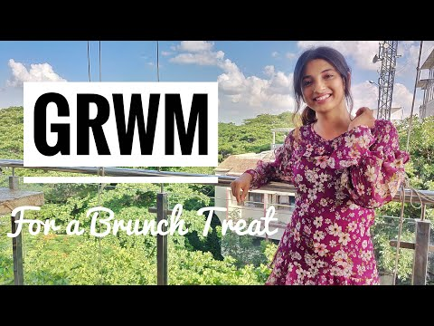 Get Ready With Me For A Brunch |Akanksha Dubey