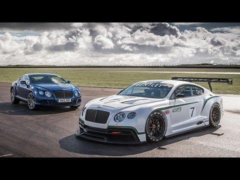 2014 Bentley Continental GT3 Race Car | Bentley Continental GT3 Race Car  2014   YouTube