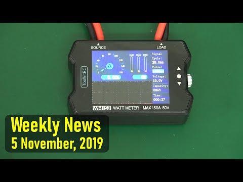 RC Model Reviews Weekly News (5th November, 2019)