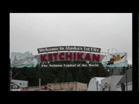 Ketchikan, Alaska Port of Call via the Disney Wonder