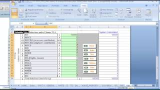 HOW TO FILL TAX RETURN FOR SALARY AND EXEMPT INCOME | ITR 2 | AY 2013 14
