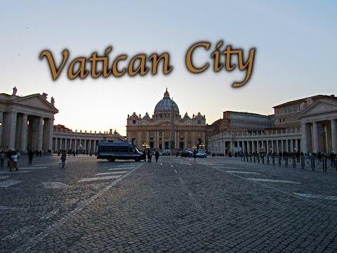 Tour of Vatican City!!
