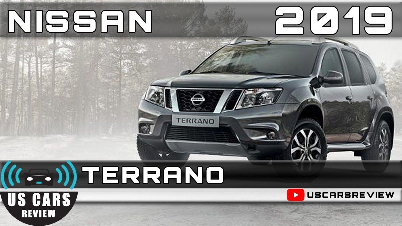 Nissan Terrano 2019 100