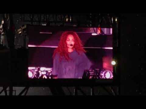 Janet Jackson Live In Minnesota 2019