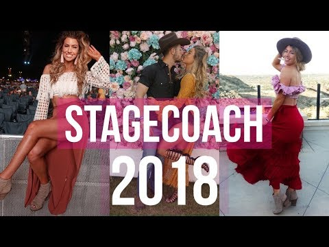 What I Ate + What I Wore | Stagecoach 2018!! 💕☺️ | Anna Victoria
