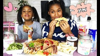 CRÊPES PARTY MUKBANG┃SPECIAL CANDLEMAS┃EATING SHOW┃먹방
