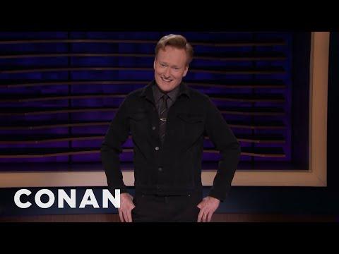 Conan Identifies Pete Buttigieg's Anti-Gay Heckler - CONAN on TBS