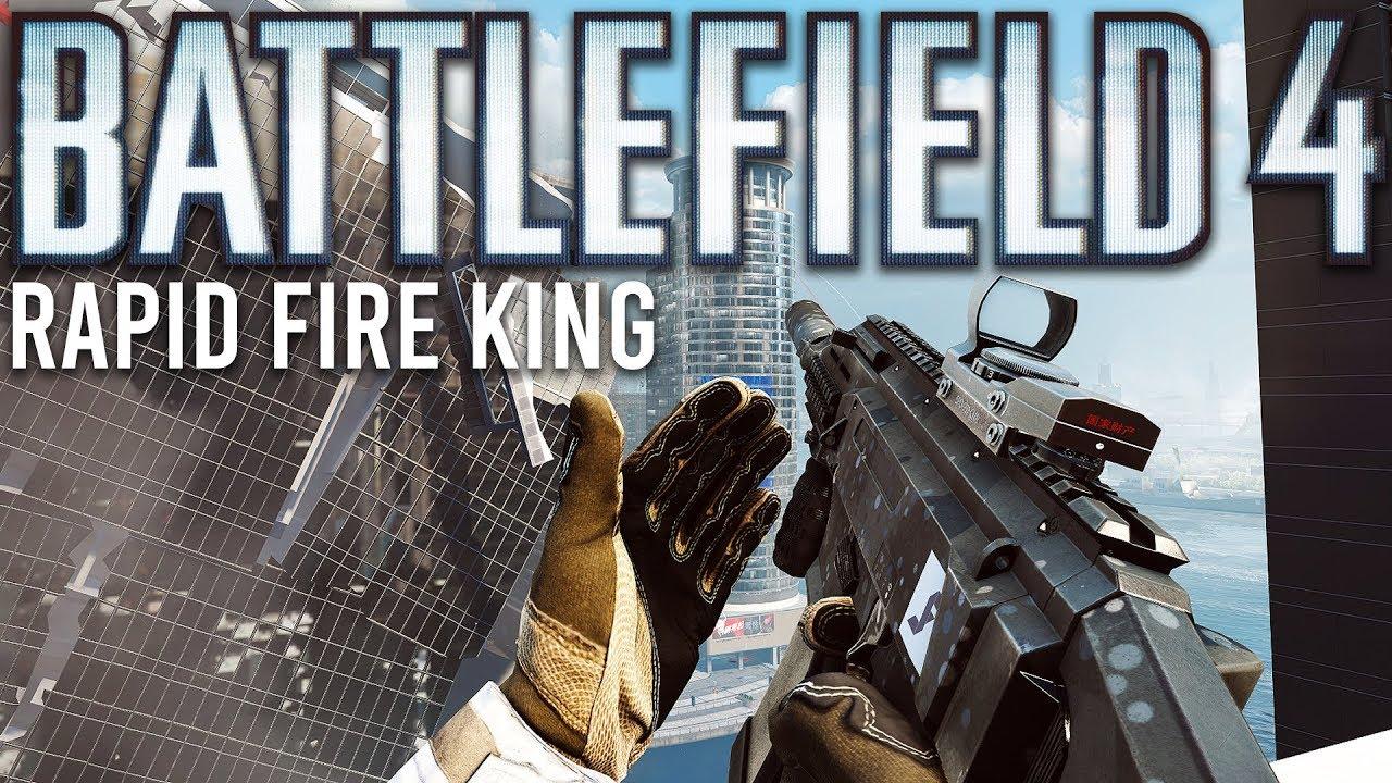 Battlefield 4 Rapid Fire King