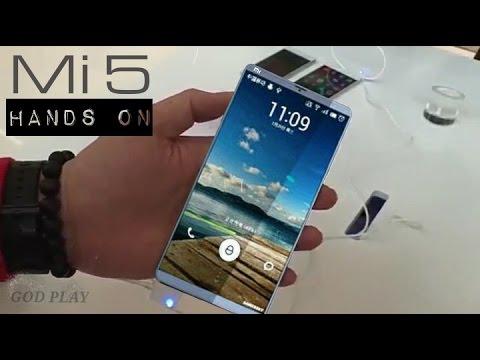 Xiaomi Mi5 & Mi5 plus hands on - YouTube