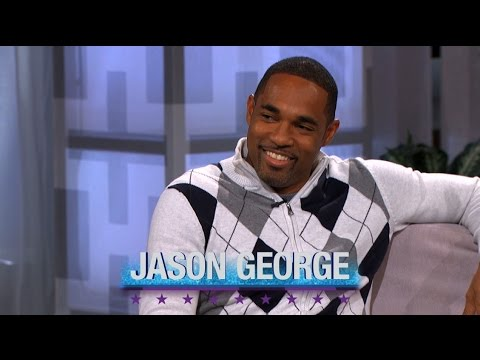 Friday on 'The Real': Jason George & Guest CoHost Angie Martinez!