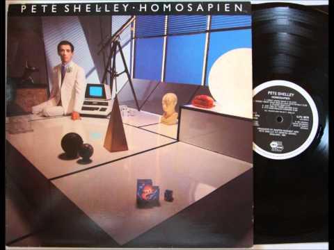 Pete Shelley  Pusher Man 1981