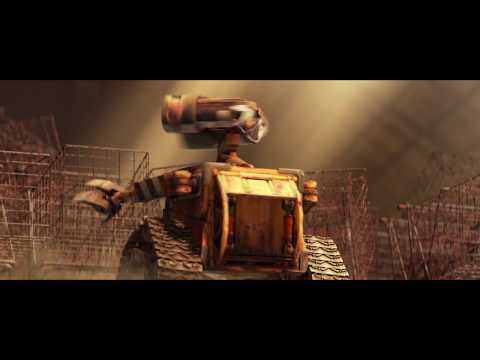 WALL·E | Louis Armstrong | La Vie En Rose