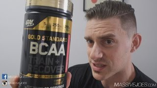 Optimum Nutrition Gold Standard BCAA Supplement Review - MassiveJoes.com RAW Review ON GS(Buy Optimum Nutrition Gold Standard BCAA Here: https://massivejoes.com/shop/optimum-nutrition-gold-standard-bcaa Learn More About Wellmune Here: ..., 2016-05-29T04:41:18.000Z)