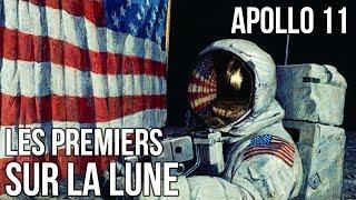 🚀 Apollo 11 - Les premiers pas 🌖