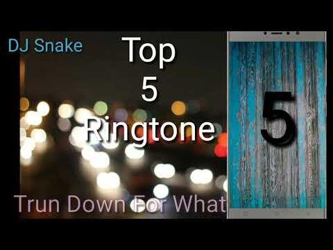 Top 5 Dj Sneak Ringtones With Download Link