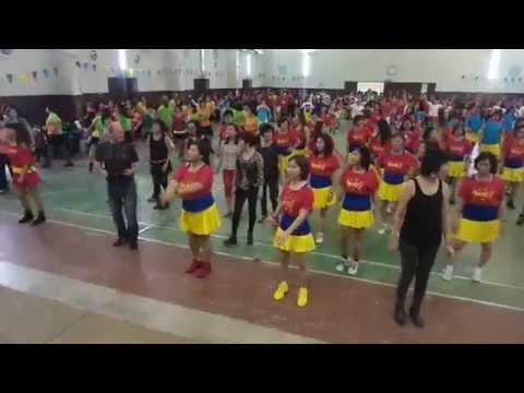 Sha Sha De Ai line dance