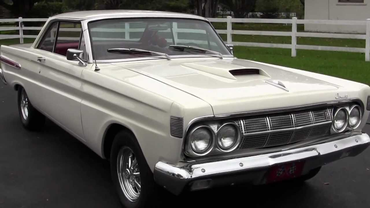 1964 Mercury Comet Caliente 302 4-Speed For Sale QUALITY STUNNING ...