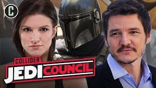 Pedro Pascal and Gina Carano Are Cast in The Mandalorian - Jedi Council