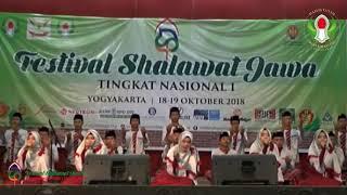 Hasan Assuluqi Blitar Penyisihan Festival Shalawat Jawa 1 2018
