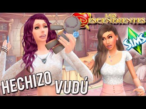 Venganza con vudú!!! | LOS SIMS 4 - DISNEY #48