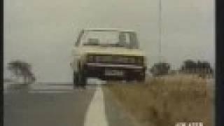 Fiat 131 in Africa