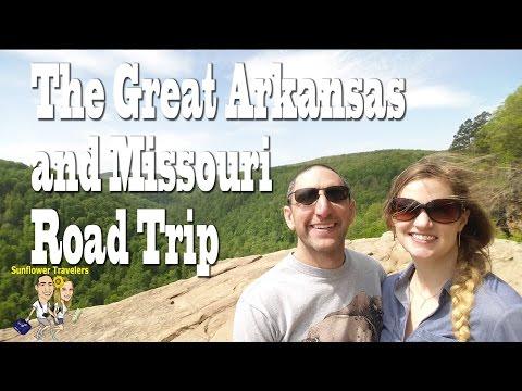 The Great Arkansas and Missouri Road Trip